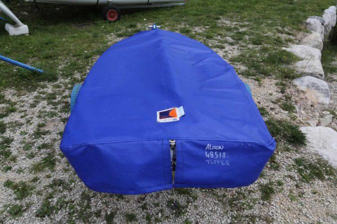 Barca coperta
