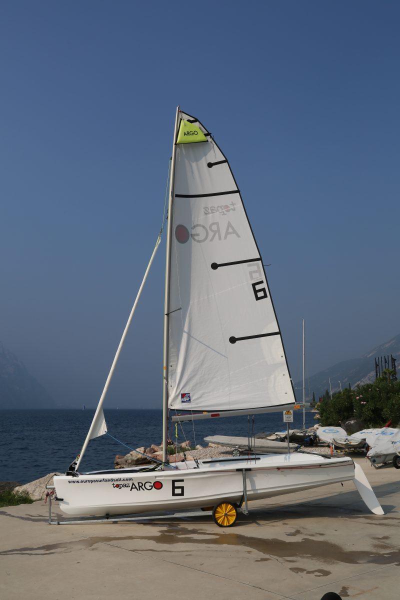 Topaz Argo usato 12466 in vendita