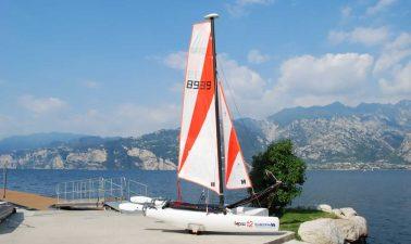 Catamarano Topaz 12