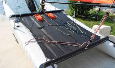 Trampolino catamarano Topaz 14