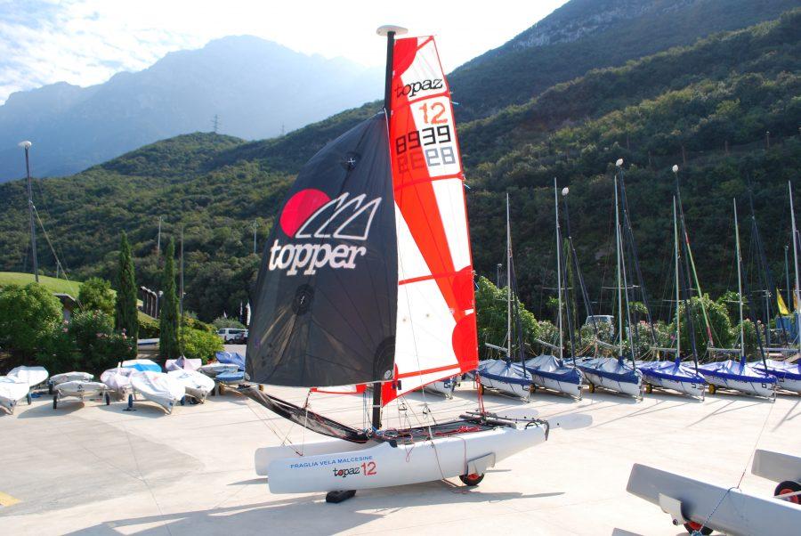 Il Topaz 12 catamarano