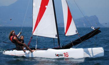 Topaz 16 Catamaran